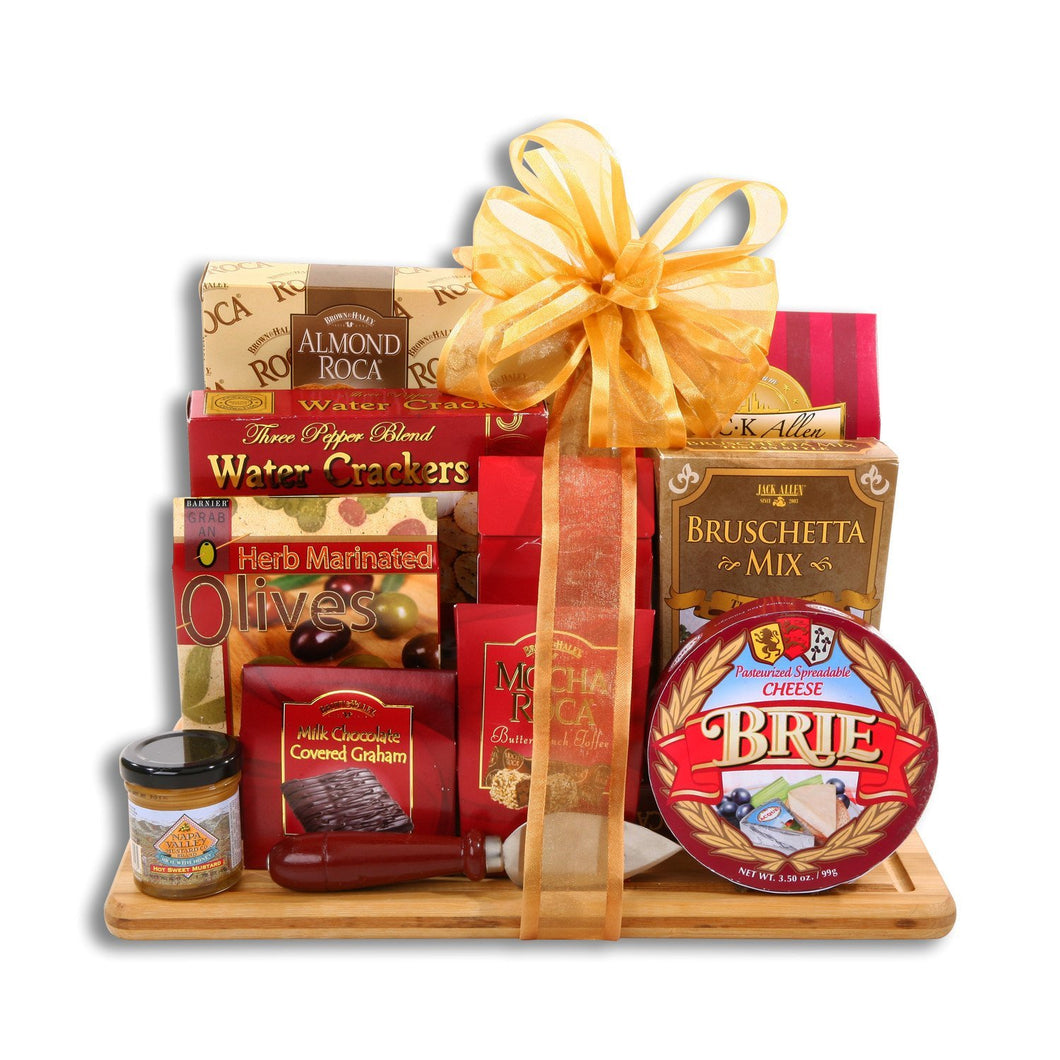 Gourmet Cut Above - Medium - Vogue Gift Baskets