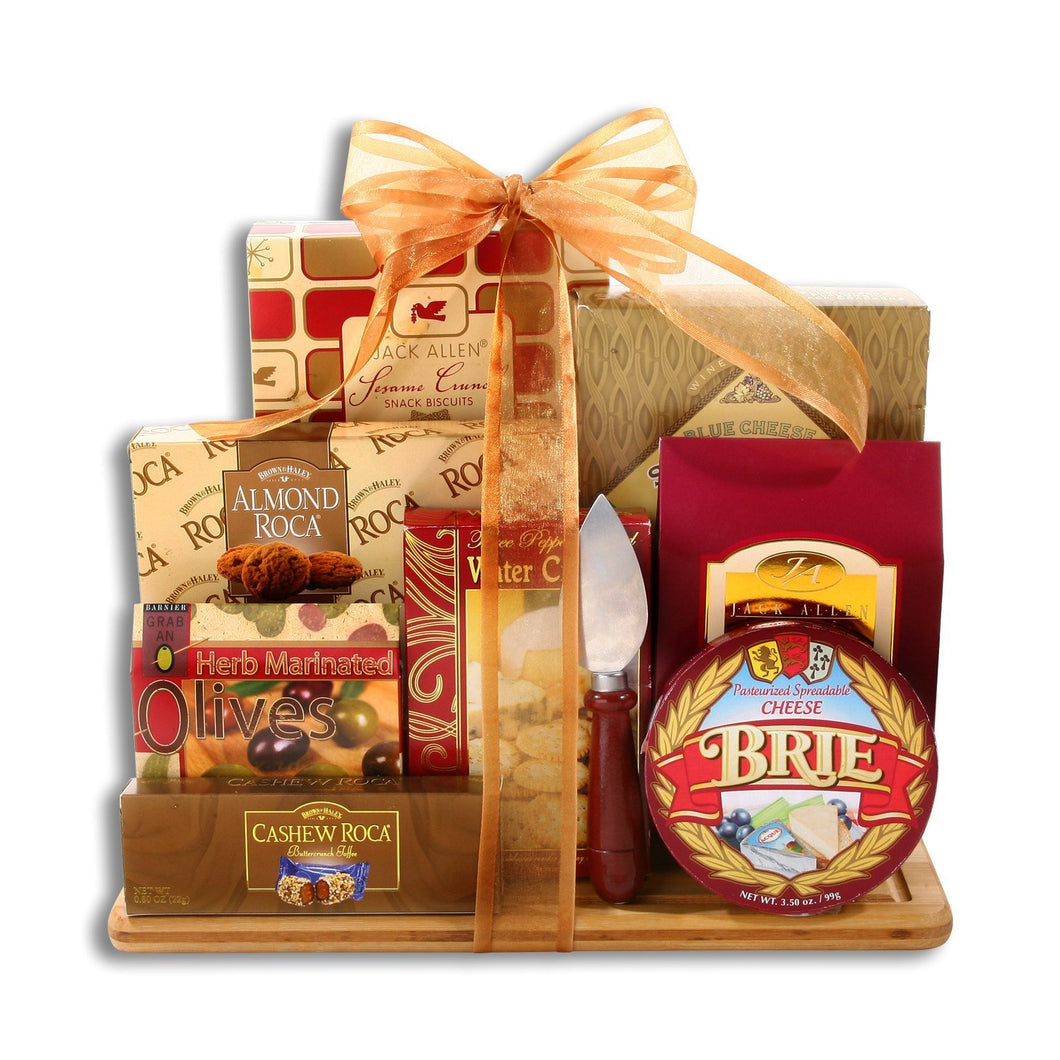 Gourmet Cut Above - Small - Vogue Gift Baskets