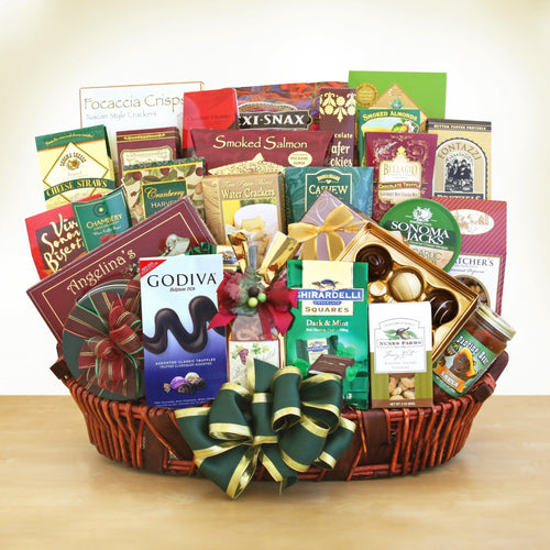 Gourmet Explosion - Vogue Gift Baskets
