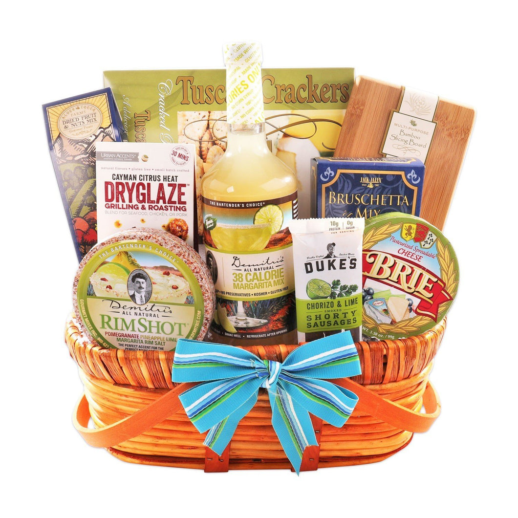 Gourmet Summer Fun - Vogue Gift Baskets