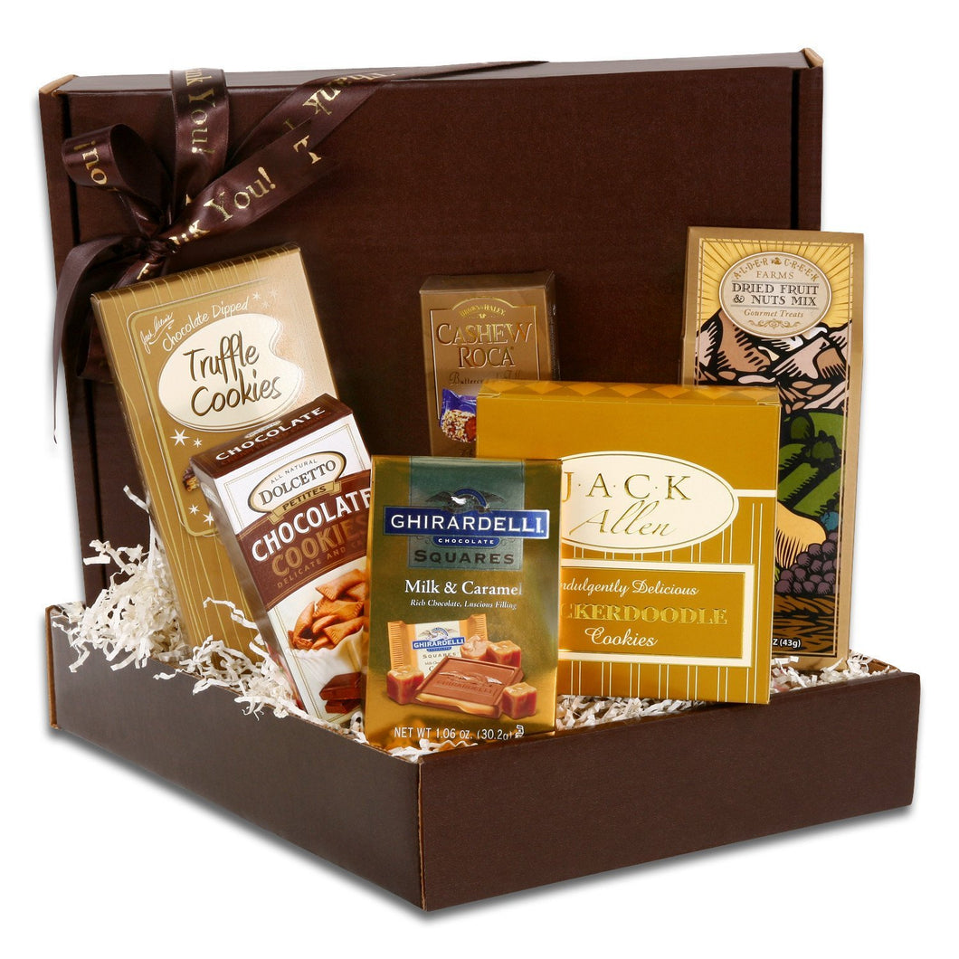 Gourmet Thank You - Vogue Gift Baskets