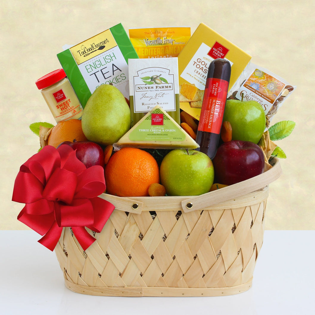 Healthy Fruit Harvest - Vogue Gift Baskets