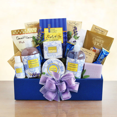 Lavender Bliss - Vogue Gift Baskets