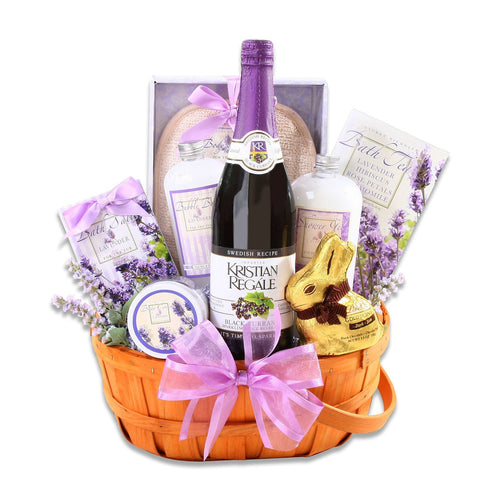 Lavender Relaxation - Vogue Gift Baskets