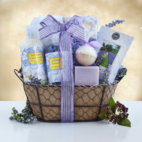 Lavender Serenity - Vogue Gift Baskets