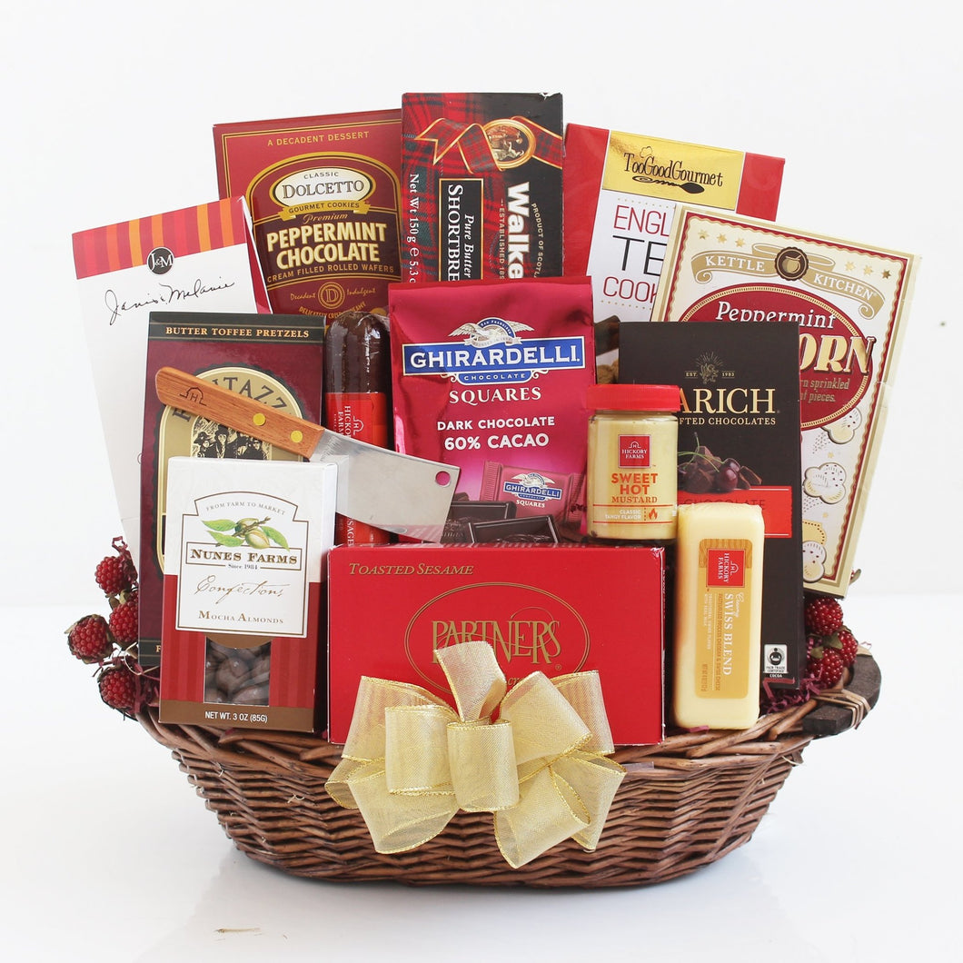 More Than Enough - Vogue Gift Baskets