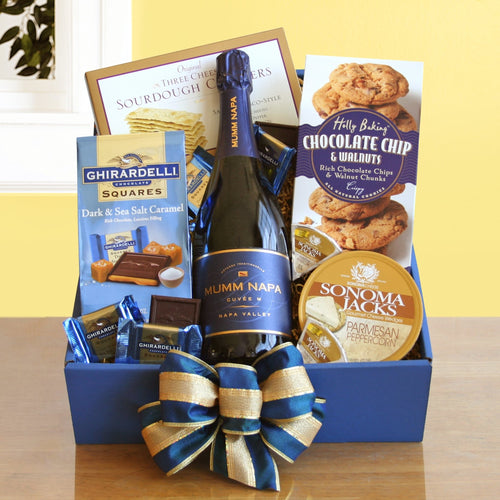 Napa Blues - Vogue Gift Baskets