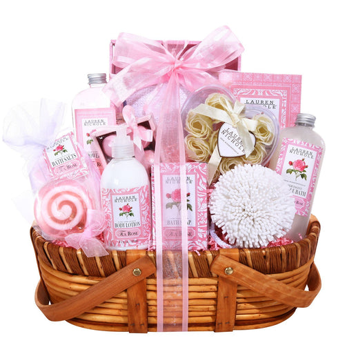 Pink Bliss Spa - Vogue Gift Baskets