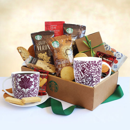 Starbucks Classic Warmer - Vogue Gift Baskets