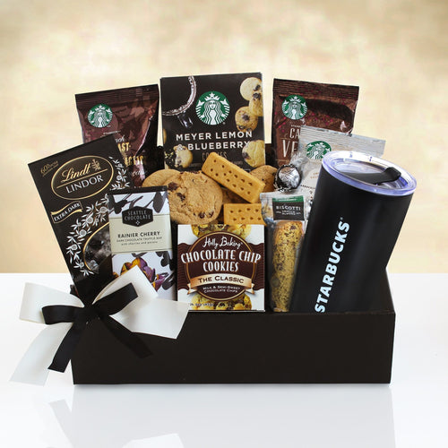 Starbucks Siren - Vogue Gift Baskets