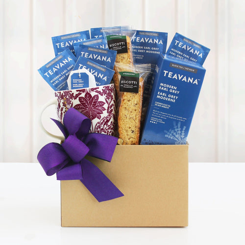Starbucks Teavana - Vogue Gift Baskets