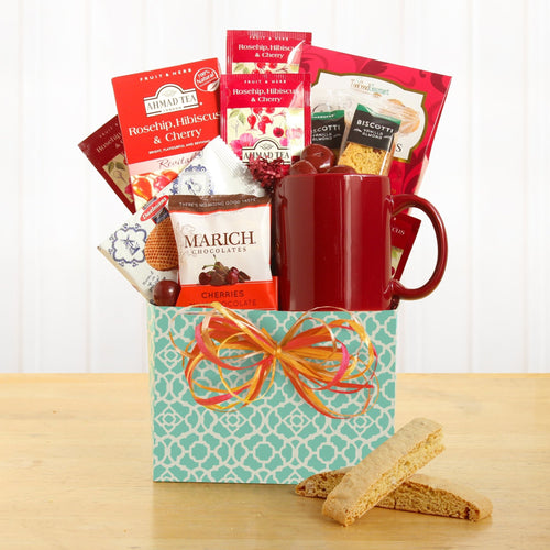 Tasty Teas - Vogue Gift Baskets