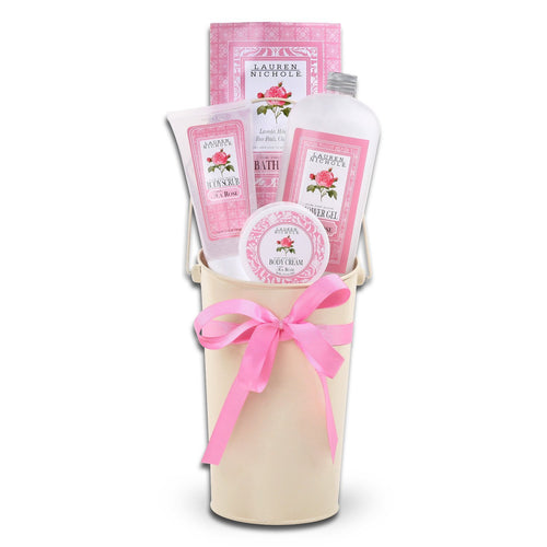 Tea Rose French Flower Spa - Vogue Gift Baskets