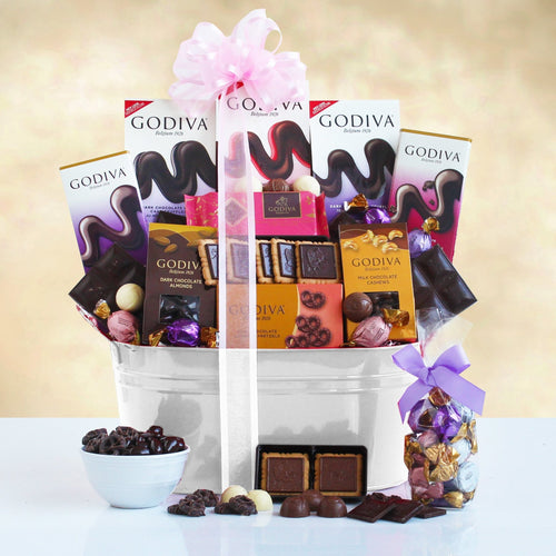 Godiva Ultimatum - Vogue Gift Baskets