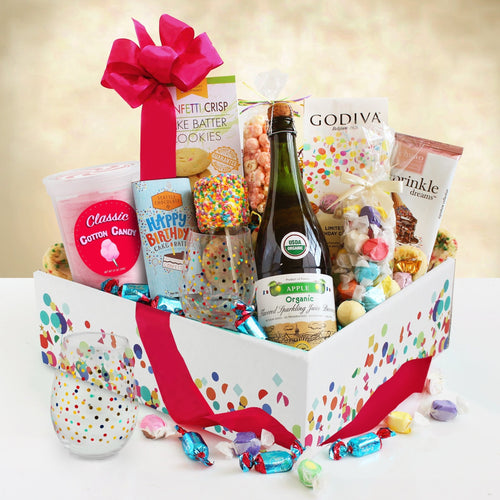 Unforgettable Birthday - Vogue Gift Baskets