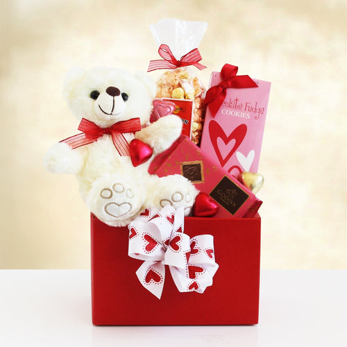 Valentine's Cupid - Vogue Gift Baskets