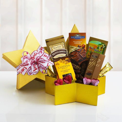 Valentine's Day Super Star - Vogue Gift Baskets
