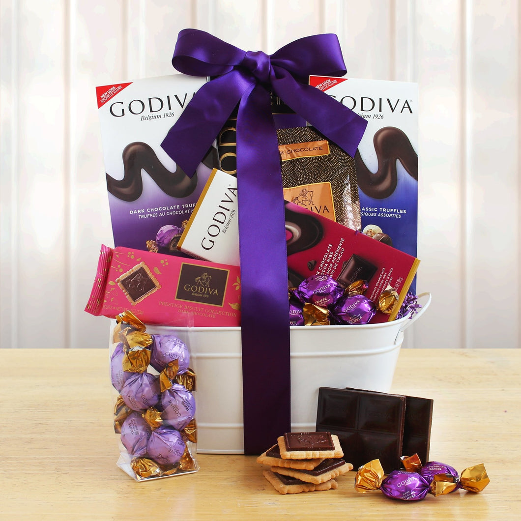 Violet Godiva - Vogue Gift Baskets