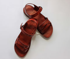 Wide fit  Genuine Leather Sandals for women