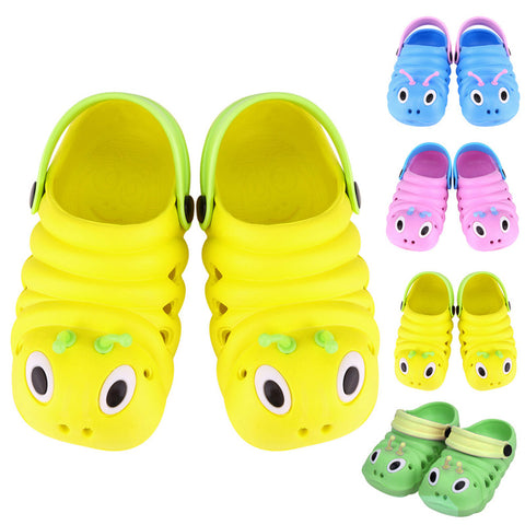 Animal cartoon style baby summer shoes