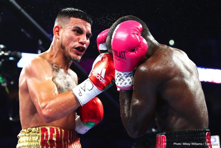 Terence Crawford beats Jose Benavidez, but fails to impress