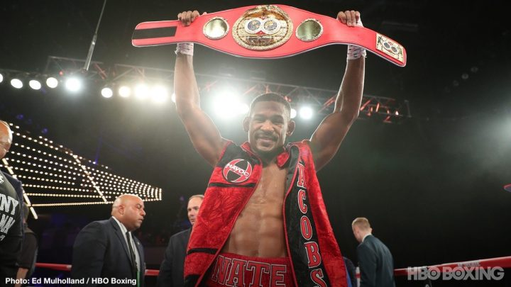 Danny Jacobs vs. Sergiy Derevyanchenko averages 500,000 viewers on HBO