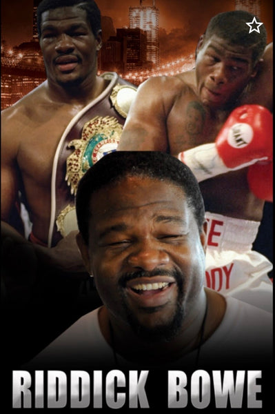 Meet and Greet Riddick Bowe! December 8th in NYC
