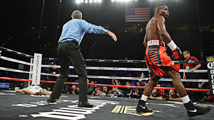 Boxing results: Guillermo Rigondeaux takes controversial knockout win