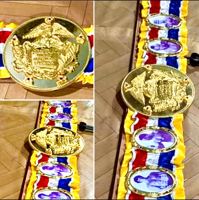 The Rocky Ring Championship Boxing Belt