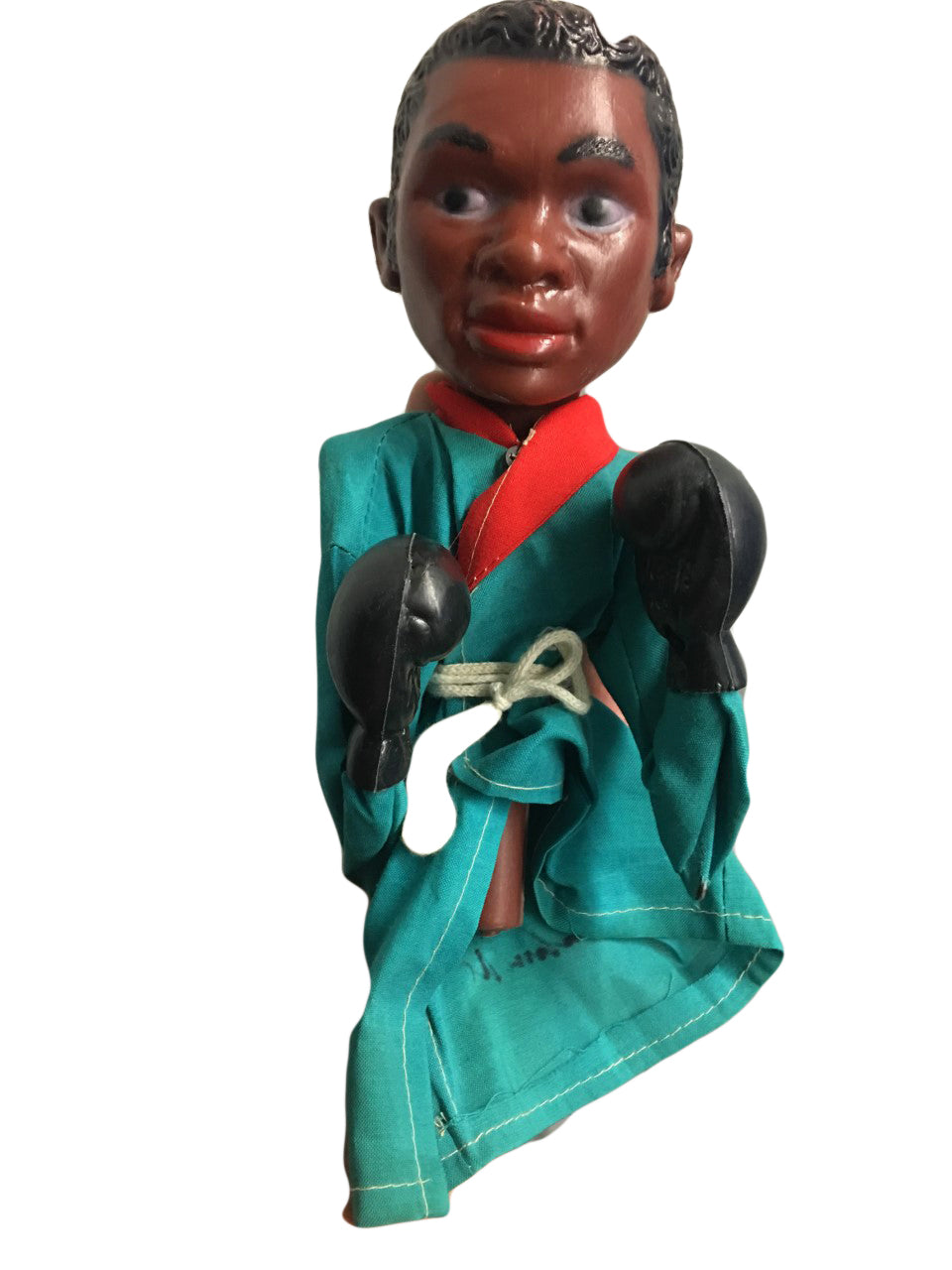 Muhammad Ali-Vintage Boxing Hand Puppet-Scarce Collectible - Cassius Clay