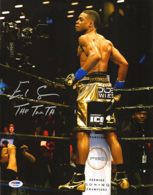 Errol Spence Jr Signed 11x14 Photo PSA/DNA COA Boxing Champion Picture Autograph