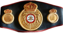 Floyd Mayweather Jr. Signed Full-Size WBA Championship Belt (Beckett)