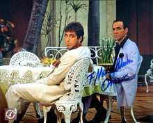 "F Murray Abraham ""Omar"" Autographed Scarface Al Pacino 8x10 Photo ASI Proof"