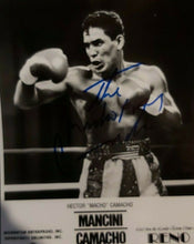 "Hector ""Macho Man"" Camacho Signed 8x10 Photo (COA)"