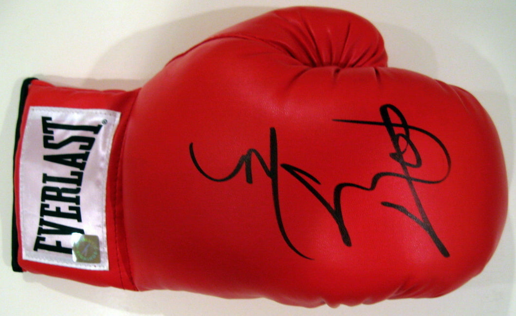 Miguel Cotto Autographed Signed Everlast Boxing Glove ASI Proof