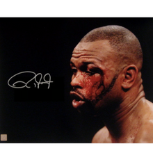 Roy Jones Jr. Autographed Boxing 16x20 Photo ASI Certified, Picture Proof!