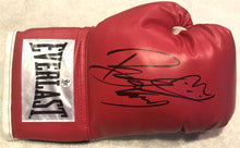 "Ryan Garcia Signed Autographed ""king"" Everlast Boxing Glove"