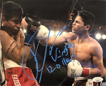 "Ryan Garcia Signed 8x10 ""king"" Boxing Photo"