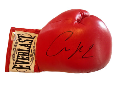Conor McGregor Autographed Boxing Gloves From The U.K. Authentic.
