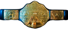 Official WWE Authentic World Heavyweight Championship Commemorative Title Belt