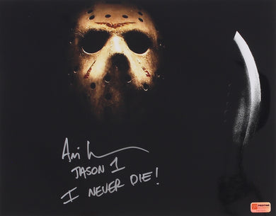 Ari Lehman Signed Jason