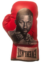 Mark Breland Autographed and Painted Everlast Boxing Glove