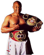 George Foreman Signed Autographed 25 x 30 Poster size Photo