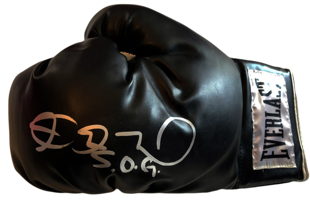 Andre Ward Autographed Signed Black Everlast Boxing Glove Certified S.O.G.