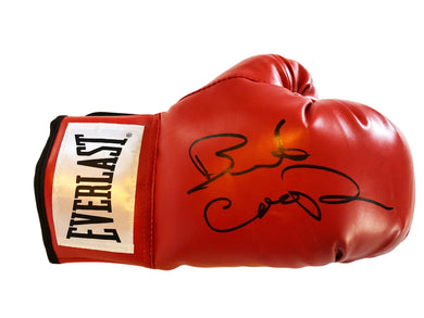 Bert Cooper Heavyweight Autographed Everlast Boxing Glove Rare