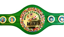 Creed 2 WBC Custom made Movie Boxing Belt with Cast Photos.