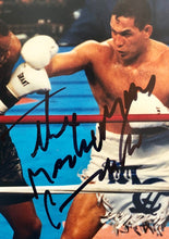 "Hector ""Macho Man"" Camacho Signed 8x10 Photo (JSA COA)"
