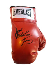 "James ""Lights Out"" Toney Autographed Everlast Boxing Glove"