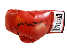 "James ""Lights Out"" Toney Autographed Everlast Boxing Glove Nice!"