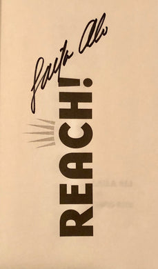 LaiLa Ali Autographed Rare Strenght Book hand signed on the inside in person